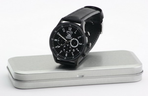 BEEMER 1000 Chronograph matt black